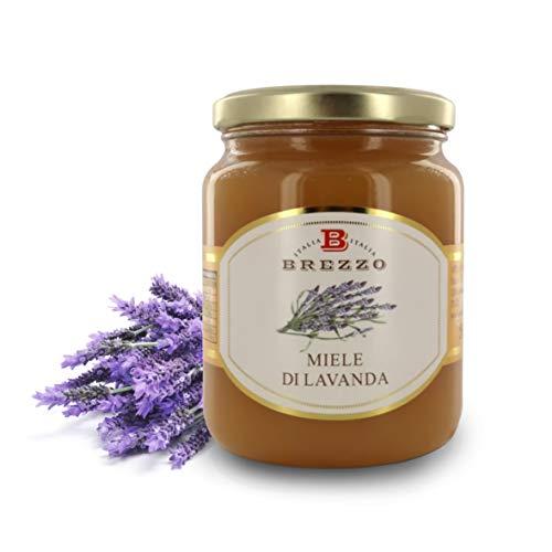Brezzo Miel de lavande de la Provence, France - 500 grammes