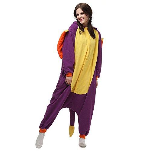 BGOKTA Pyjamas Animal Adulte Cosplay Costume Unisexe Onesies Vêtements De Nuit