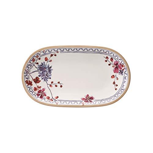 Villeroy & Boch Artesano Provençal Lavande Coupelle à accompagnements, Porcelaine Premium, Blanc/Multicolore