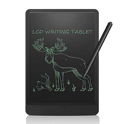NEWYES NYWT120 LCD Tablette d'Ecriture avec Clé de Verrouillage, Longueur de 12 Pouces(Noir)